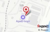 Схема проезда до компании Электросетьсервис в Астрахани