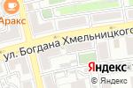 Схема проезда до компании ПКФ ГАММА в Астрахани