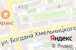 Схема проезда до компании Уютный уголок у Елены в Астрахани