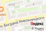 Схема проезда до компании Toroidal Shell в Астрахани