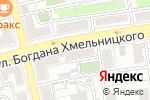 Схема проезда до компании Каберне в Астрахани