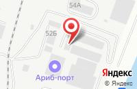 Схема проезда до компании Югтранс в Астрахани