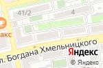 Схема проезда до компании Oriflame в Астрахани