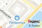 Схема проезда до компании Адмирал в Астрахани