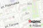 Схема проезда до компании Лайм в Астрахани