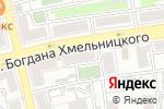 Схема проезда до компании Вина Кубани в Астрахани