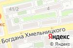 Схема проезда до компании Копицентр в Астрахани