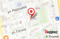 Схема проезда до компании Центр правовых услуг в Астрахани