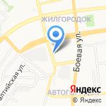 30 Шаров на карте Астрахани