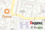 Схема проезда до компании Энигма в Астрахани