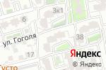 Схема проезда до компании Айболит в Астрахани