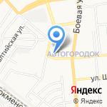 Энигма на карте Астрахани