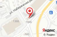 Схема проезда до компании КаспПром в Астрахани