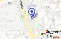 Схема проезда до компании КАСПИЙГАЗ в Астрахане