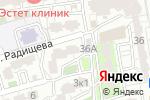Схема проезда до компании VIVASAN RELAX в Астрахани