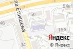 Схема проезда до компании Детский сад №88 присмотра и оздоровления в Астрахани