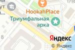Схема проезда до компании Кризисный центр помощи женщинам в Астрахани