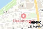 Схема проезда до компании АВТОСУШИ в Астрахани