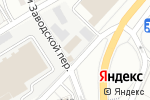 Схема проезда до компании Галасс в Астрахани
