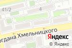 Схема проезда до компании Оптимед в Астрахани