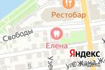 Схема проезда до компании Медицинские комиссии в Астрахани