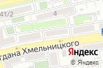 Схема проезда до компании Малышок в Астрахани