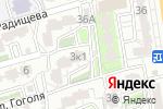Схема проезда до компании Атель-Е в Астрахани