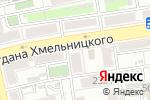 Схема проезда до компании Поплавок в Астрахани