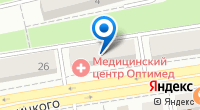 Компания Колечко на карте