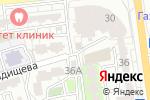 Схема проезда до компании Медовик в Астрахани
