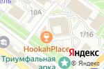 Схема проезда до компании Управление Федеральной налоговой службы по Астраханской области в Астрахани