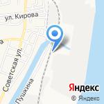 Canteen на карте Астрахани