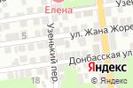Схема проезда до компании Добровольное пожарное общество в Астрахани