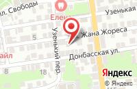 Схема проезда до компании Партнер-Плюс в Астрахани