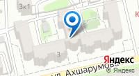 Компания Астраханский оконно-строительный завод на карте