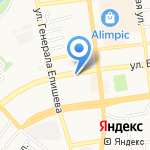 Шашлыкoff на карте Астрахани