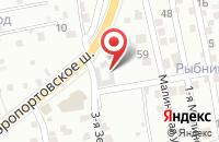 Схема проезда до компании Магазин кровли и вентиляции в Астрахани