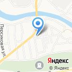 Магазин кровли и вентиляции на карте Астрахани