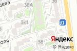 Схема проезда до компании Вива в Астрахани