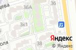 Схема проезда до компании КАПИТОШКА в Астрахани