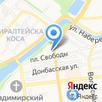 Dair club на карте Астрахани