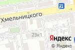 Схема проезда до компании Абсолют в Астрахани