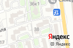 Схема проезда до компании Технологии и Системы в Астрахани