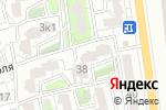 Схема проезда до компании ПуЭр в Астрахани