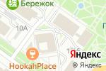 Схема проезда до компании Авиценна в Астрахани