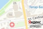Схема проезда до компании Даир в Астрахани