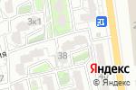 Схема проезда до компании Партнерство в Астрахани
