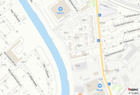 купить квартиру в ЖК ул. Набережная реки Царева, 89