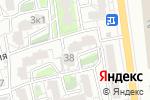 Схема проезда до компании Волга-Терминал в Астрахани