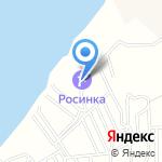 Росинка на карте Астрахани